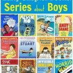 First Chapter Books {Series About Boys}