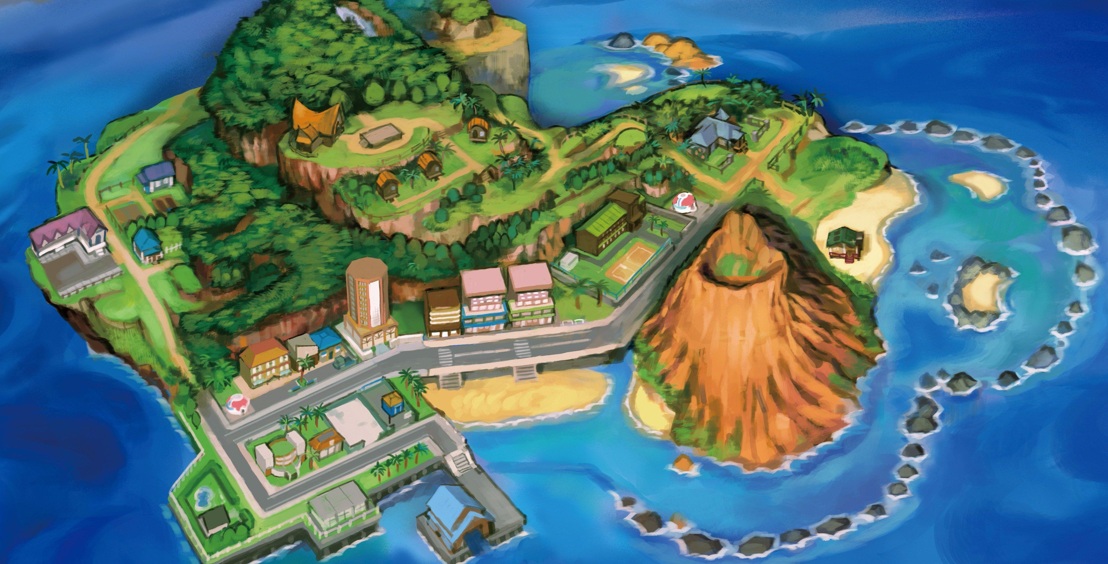 pin by kopskyz ref on the art of pokemon sun moon pinterest