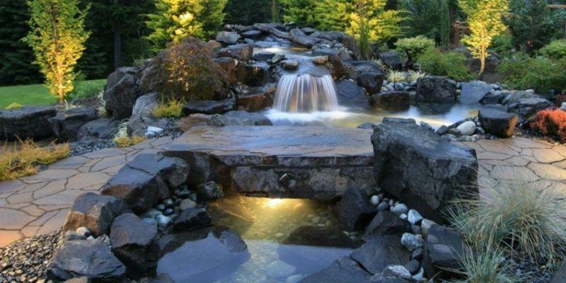 Bachlauf+mit+Wasserfall+Naturlook