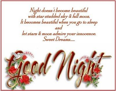 Good night sms in tamil   Sweet dreams   Buenas noches, Noche