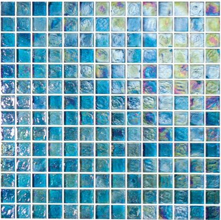 Excalibur 1x1 Glass Tile Tiles Kitchen Bathroom Flooring Quartz Interior Interiordesign Interiordesigni Glass Tile Iridescent Glass Tiles Mosaic Glass