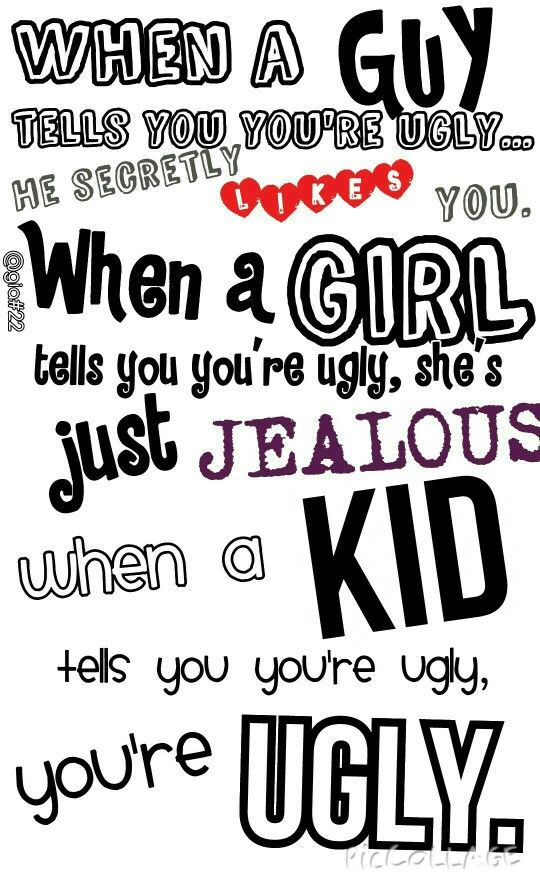 Oh yes. Haha! Just remember ladies you are beautiful in your own special way , and it doesn't have to be on the outside!;)