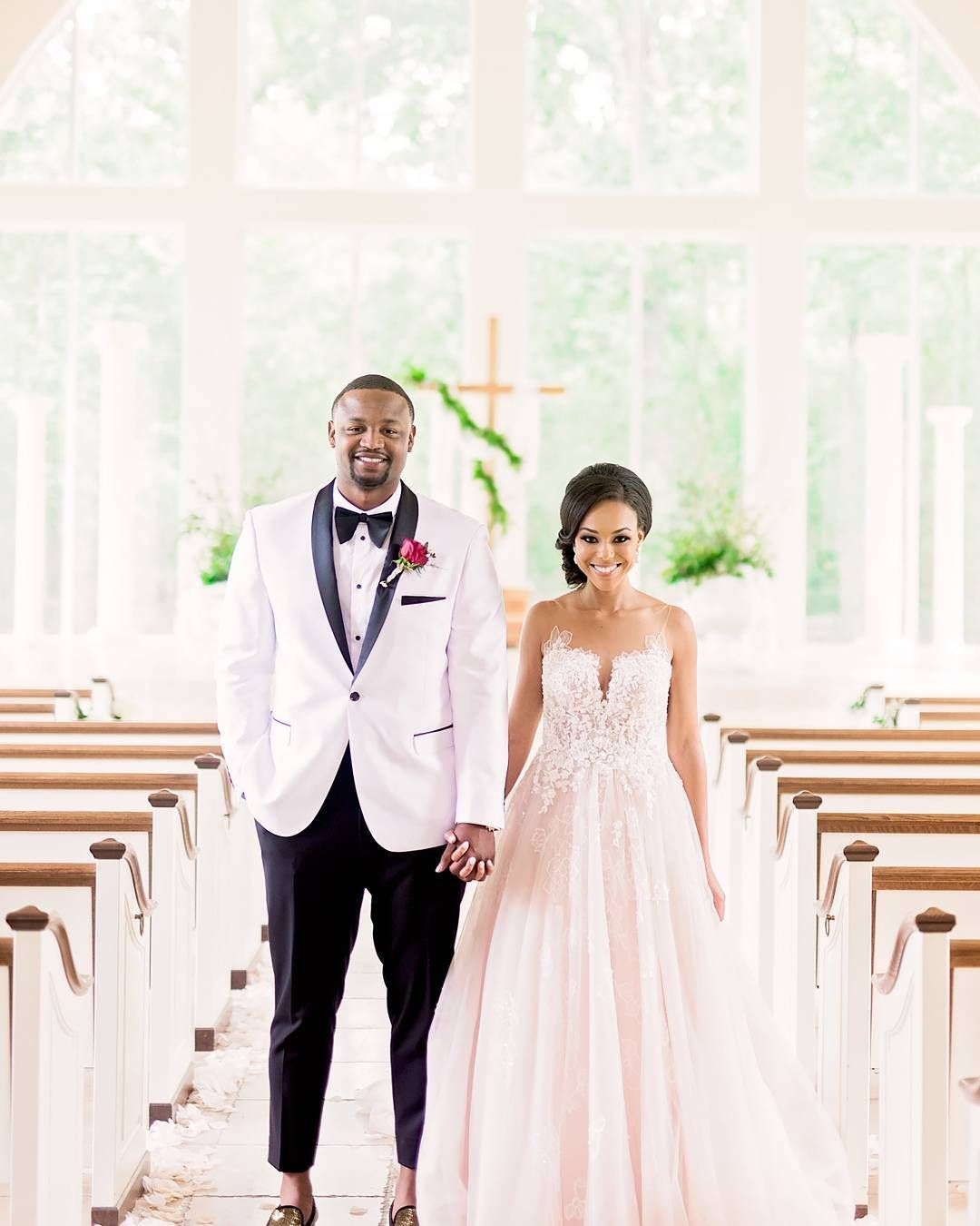 The Moore wedding was overly beautiful. We loved seeing the love ...