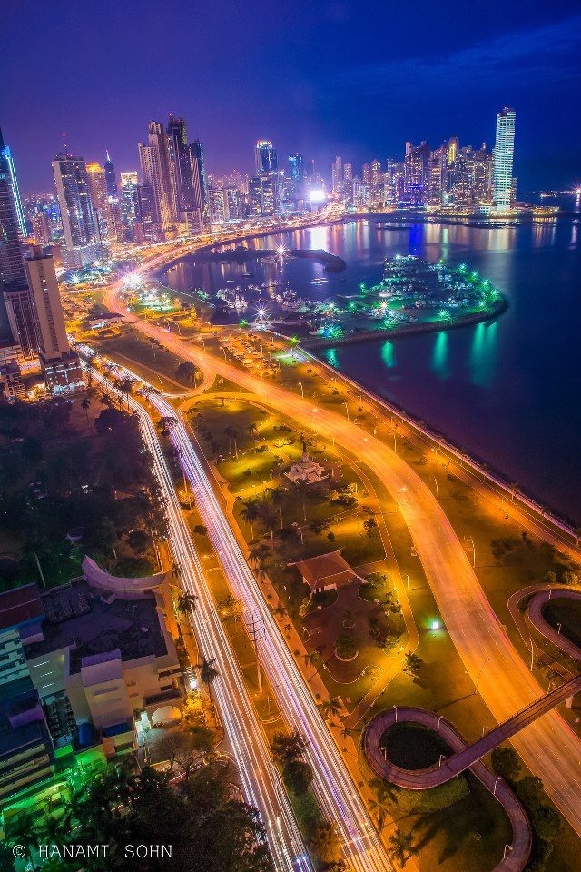 Pin By Ana Maria Martinez On Capitals Of The World Panama City Panama Panama Travel Panama Canal