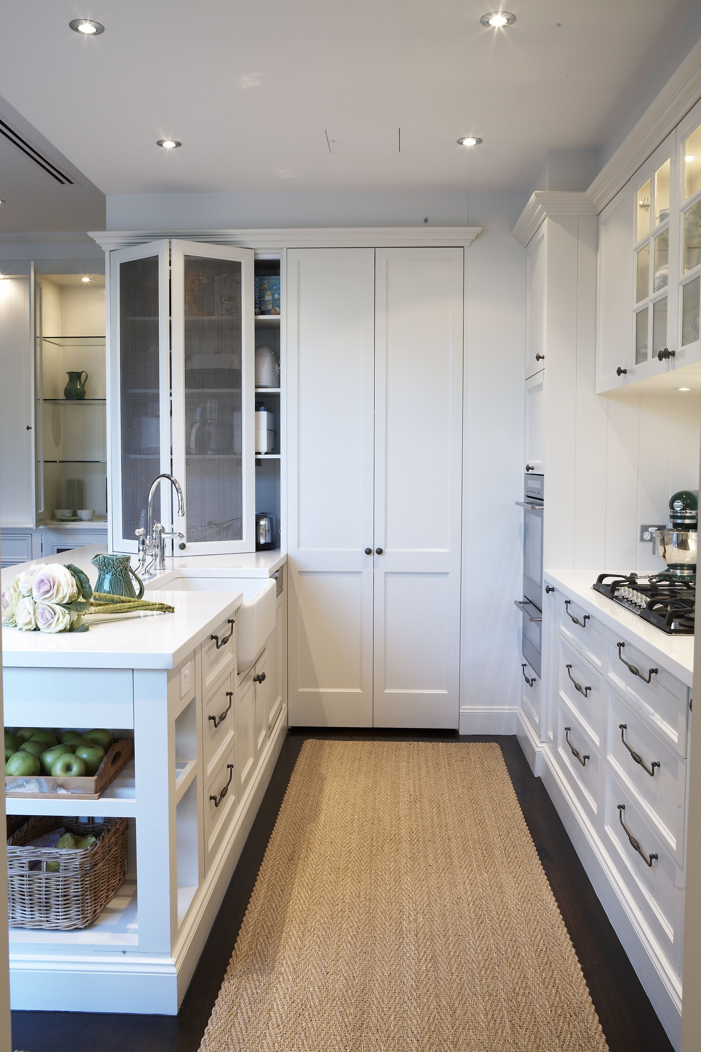 Provincial Kitchen Provincial White French Provincial Kitchen