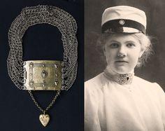 skane sweden jewelry folk dress - Google Search