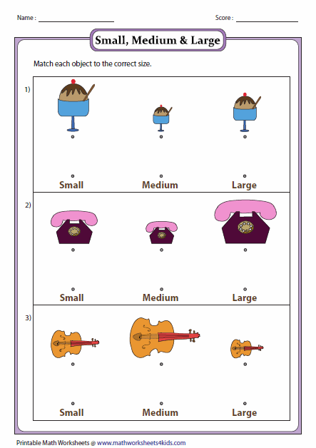 Big And Small Worksheets Fun Kindergarten Worksheets Worksheets For Kids Worksheets