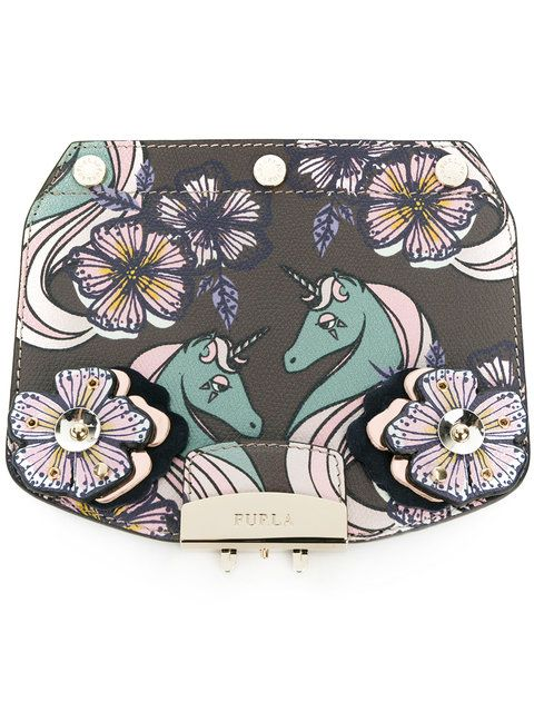 1cb52af1558e FURLA Metropolis unicorn flap. #furla #bags #leather #   Furla ...