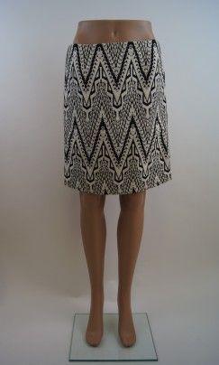 Jade Brocade Skirt