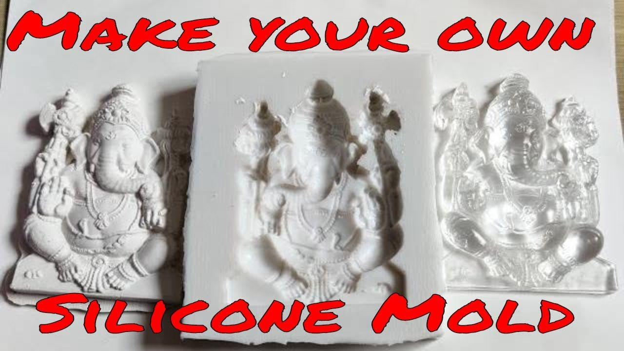 How To Make Your Own Silicone Mold For Resin In 2020 Resin Crafts Silicone Molds Make It Yourself