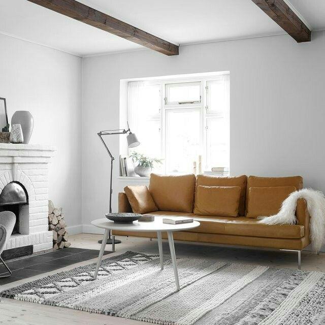 Salon ton gris et blanc Décoration intérieure Pinterest Salons