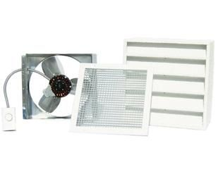 Quiet Cool Garage Fans Ventilation And Exhaust Fan Garage Ventilation Garage Walls Wall Fans