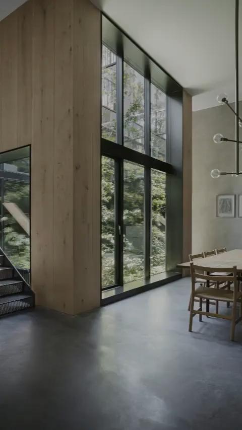 Photo of Et hus med et grønt hjerte