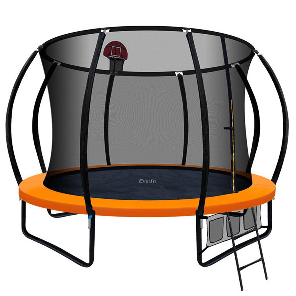 Bounce to your heart's content with the Everfit Trampoline