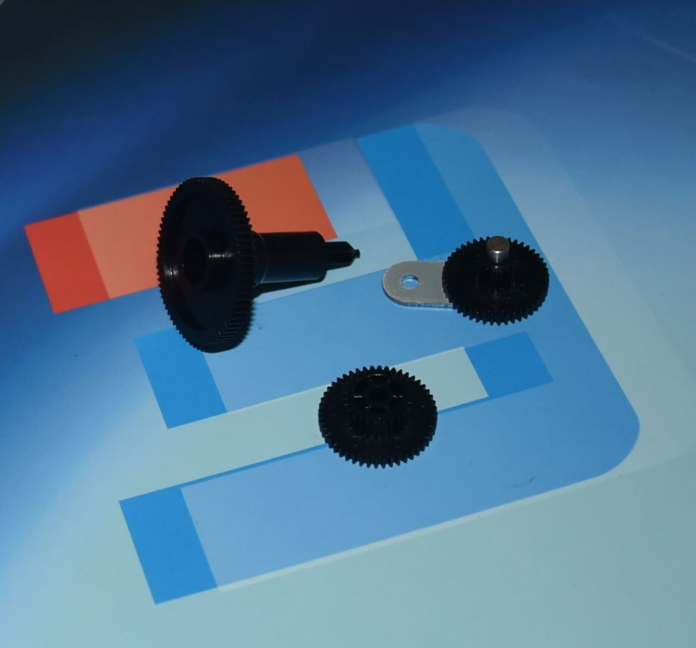 Compatible New Drive Gear Set For Epson Tm U220 Tmu220 U220pb Head Tmu 220 999