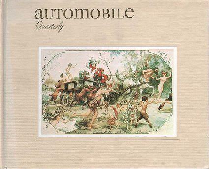 Automobile Quarterly vol 22 no 4 Fourth Quarter 1984