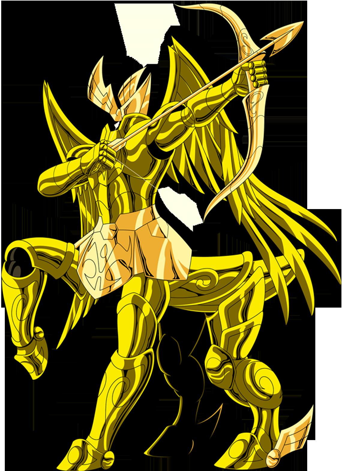 Armadura de Sagitario | Cavaleiros do zodiaco seiya, Cdz ...  Armadura De Sagitario