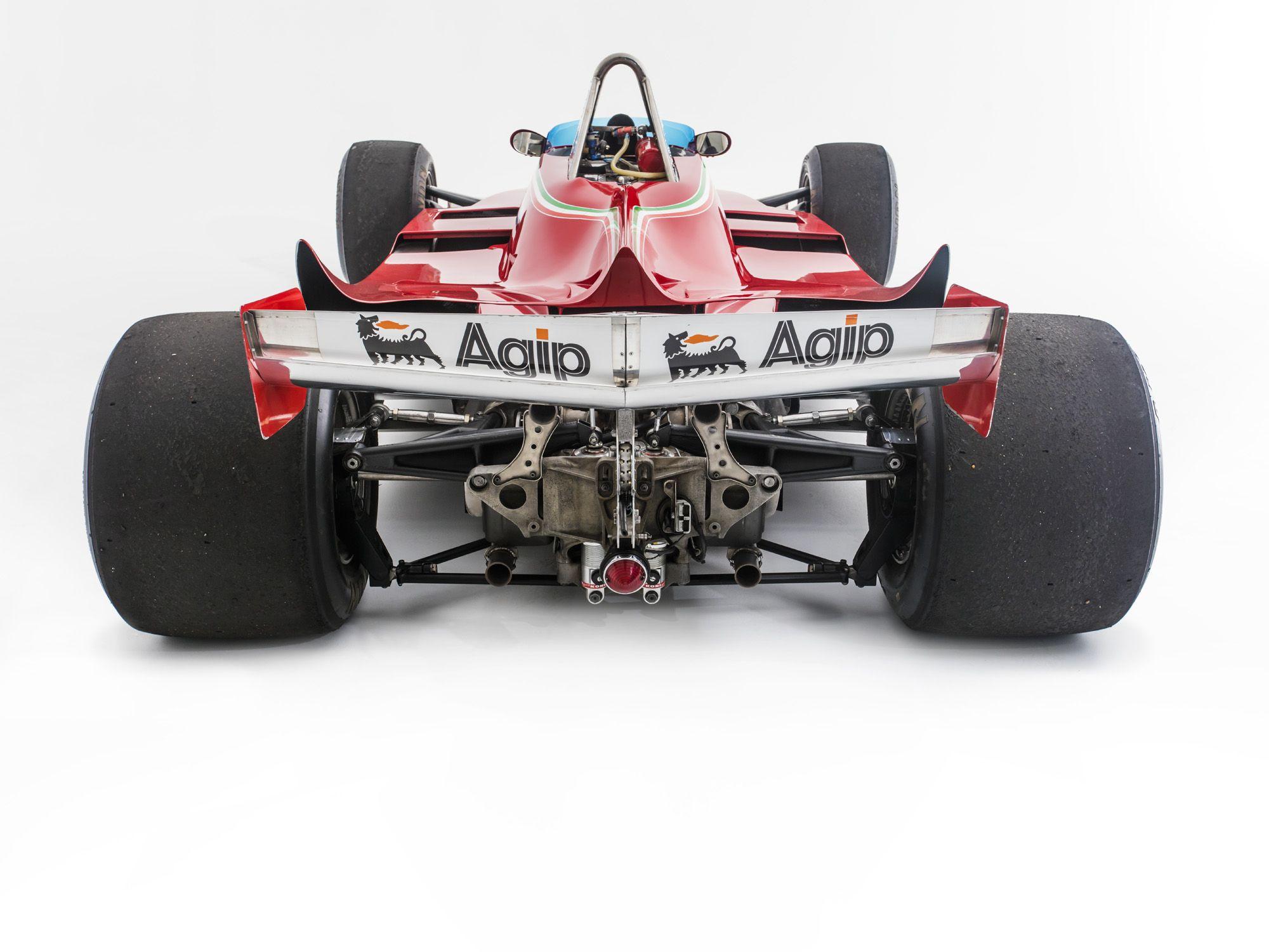 1980 FERRARI 312 T5 FORMULA 1 | Ferrari Formula 1 | Pinterest ...