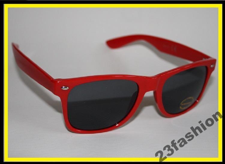 Okulary Nerdy Kujonki Primark Wayfarer Czerwone 3654383099 Oficjalne Archiwum Allegro Wayfarer Primark Rayban Wayfarer