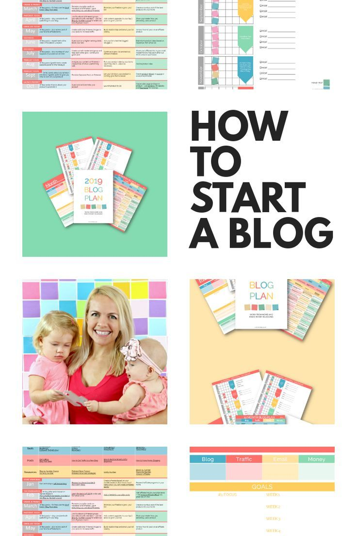 How to start a mom blog free guide. How to start a