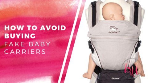 b0b239dd3bd How to avoid buying fake baby carriers Fake Baby