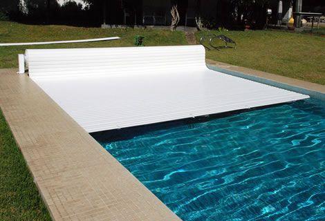 le volet de piscine hors sol systme manuel modle atlantic idal - Piscine Hors Sol France