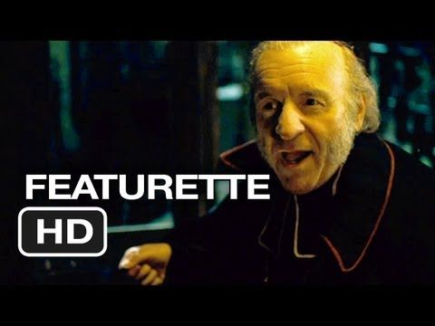 Featurette: Colm Wilkinson is Back, Les Miserables movie. So emotional. The Bishop was ridiculously awesome!!!