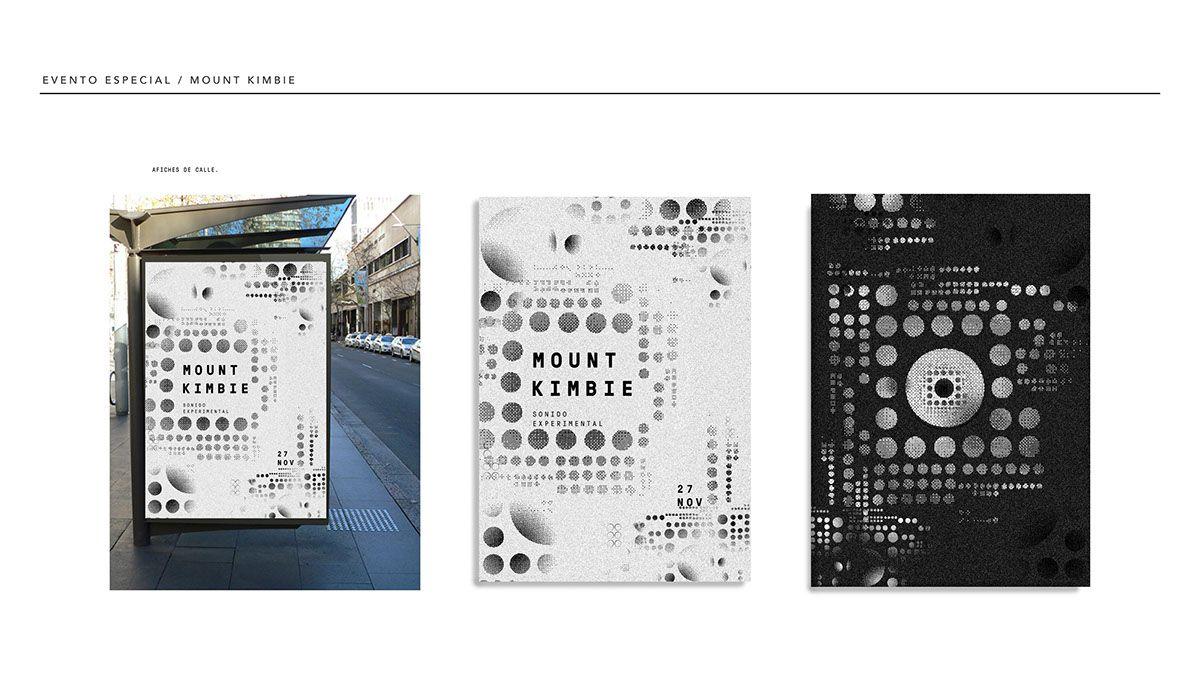 Identidad Visual para el Espacio Cultural Usina del Arte - Catedra Gabriele 2015