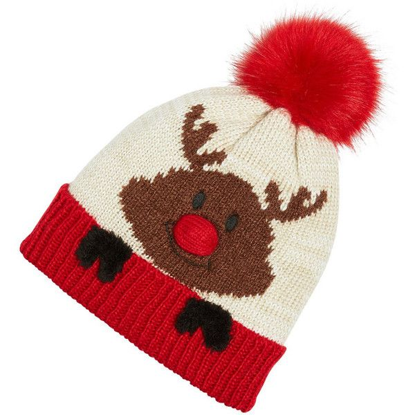ff a hat with a heart reindeer light up christmas hat 10 liked