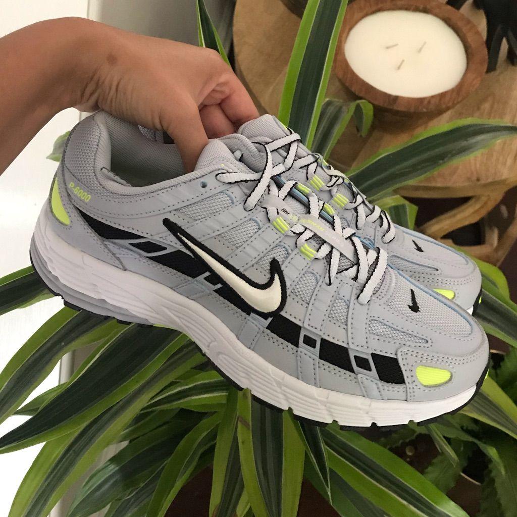 Nike Shoes | Nike P 6000 | Color: YellowGray | Size: 7 i 2020