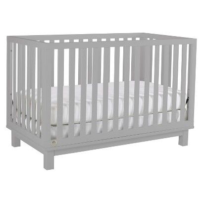 Fisher-Price Riley 3-in-1 Convertible Crib - Misty Grey | Baby ...