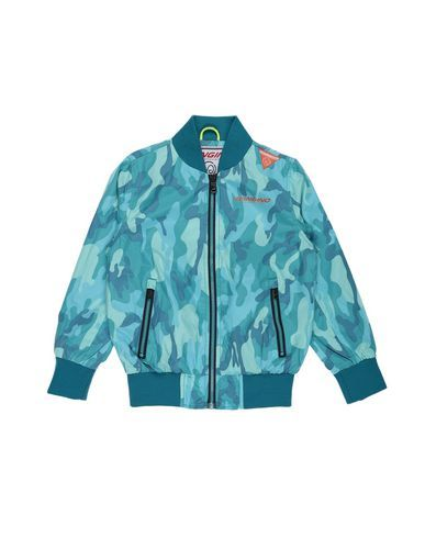 VINGINO Boy's' Jacket Turquoise 8 years