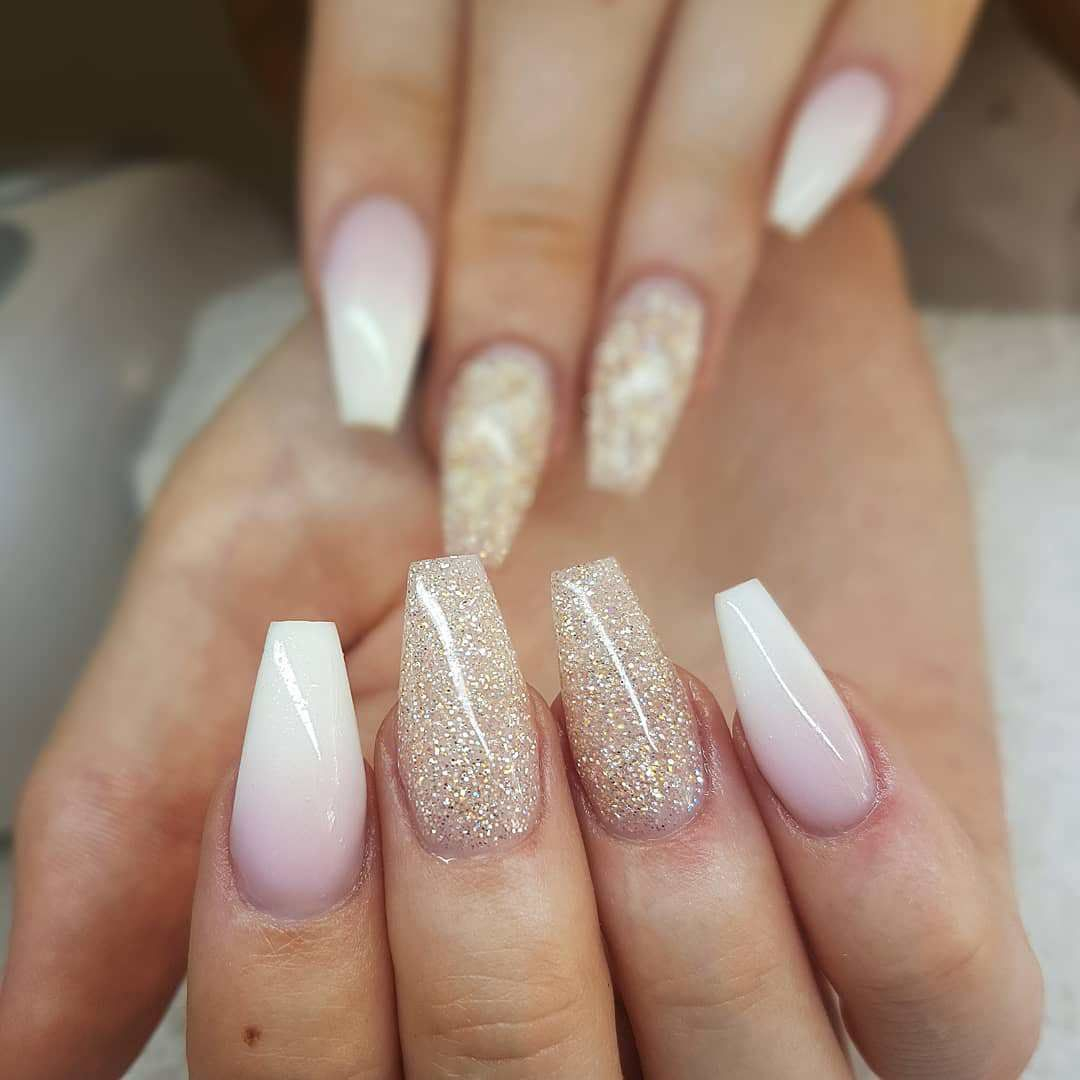Gorgeous nail art design