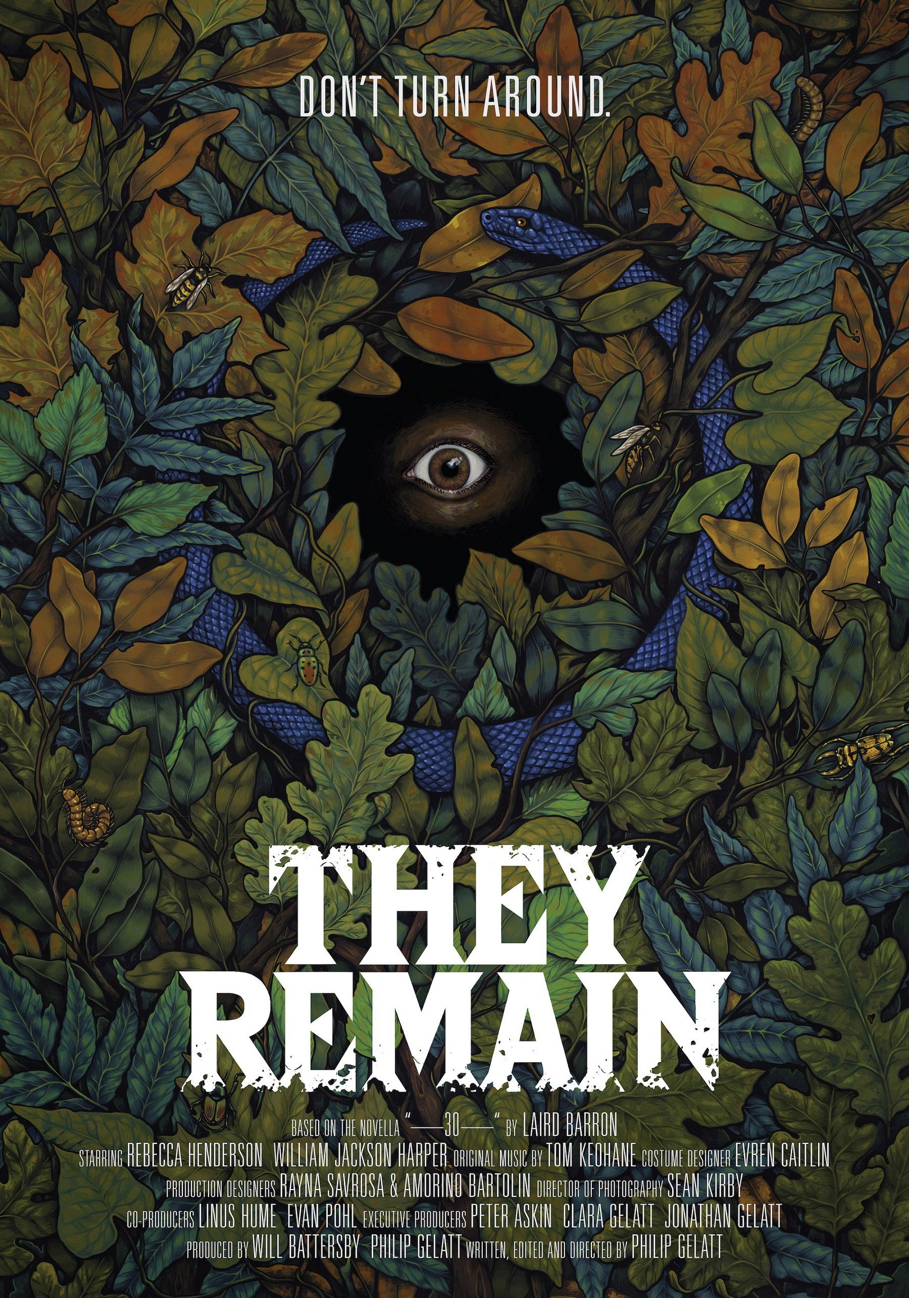 They Remain (2018) [1800 x 2571]   MoviePosterPorn   Full