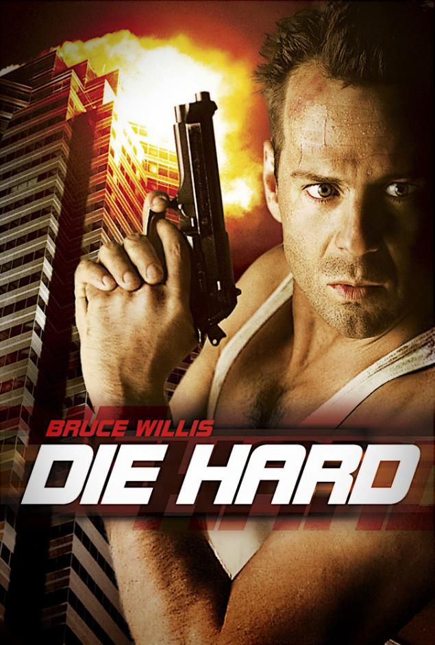 Die Hard 1 Hard Movie Action Movies Good Movies