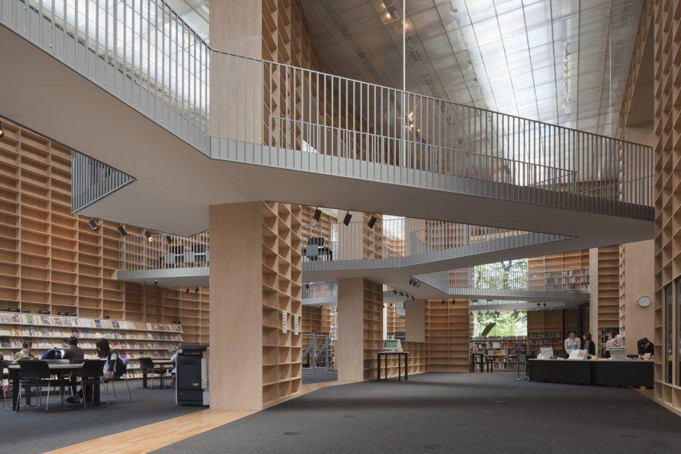 biblioteca fujimoto - Buscar con Google
