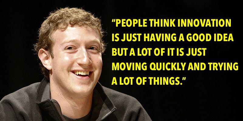 Image Result For Mark Zuckerberg Quotes Mark Zuckerberg Quotes Inspirational Lines Image Quotes