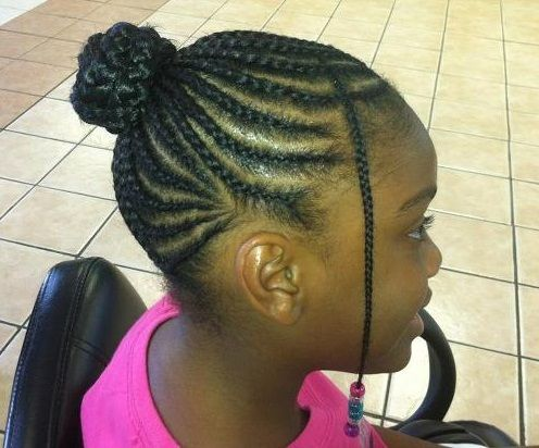 Awe Inspiring 1000 Images About Cute Kid Hairstyles On Pinterest Natural Hairstyle Inspiration Daily Dogsangcom