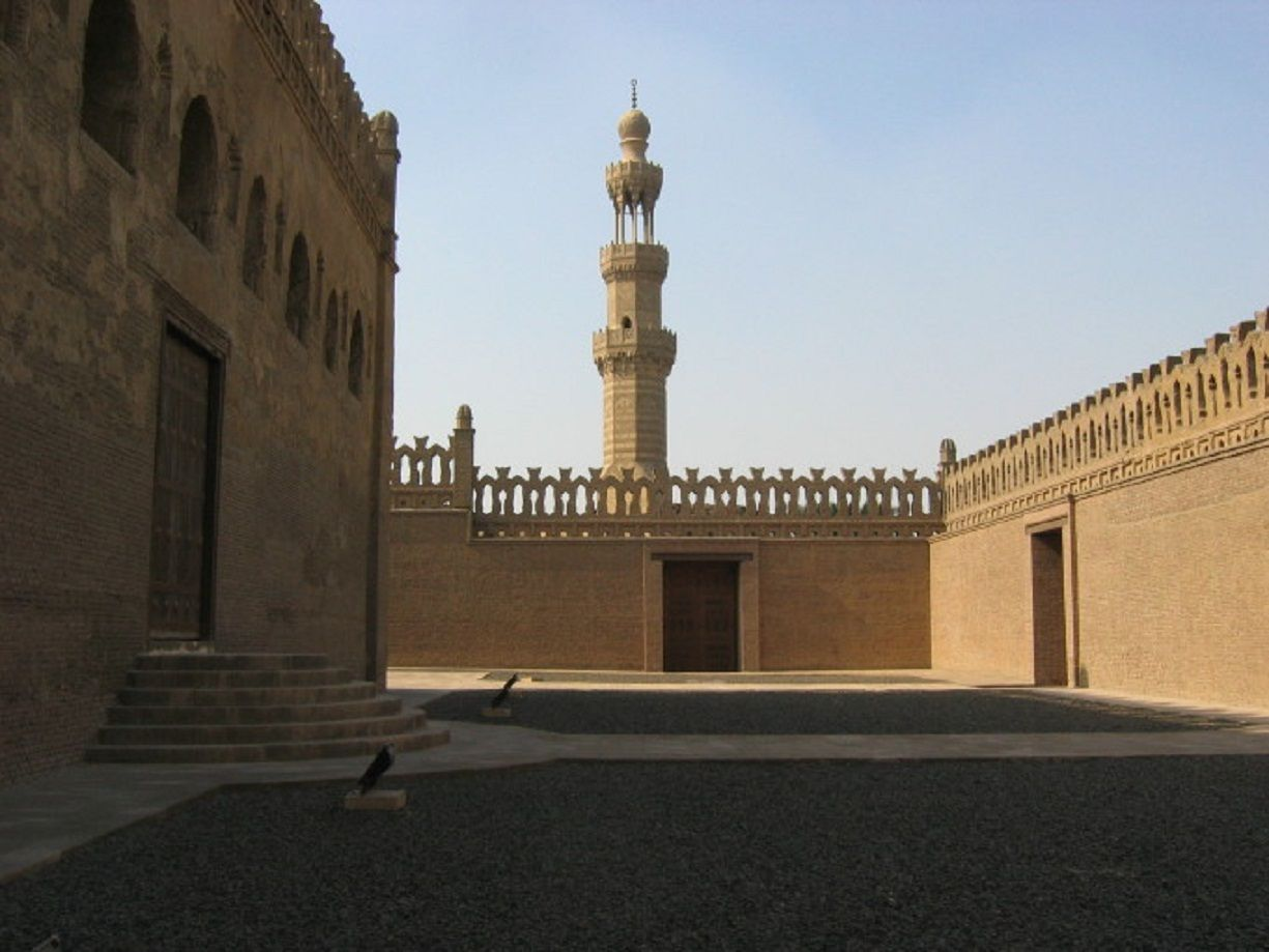 Mosque of Ibn Tulun, #Cairo, #Egypt