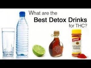 How To Detox Thc From Your Body Misc Thc Detox Drug