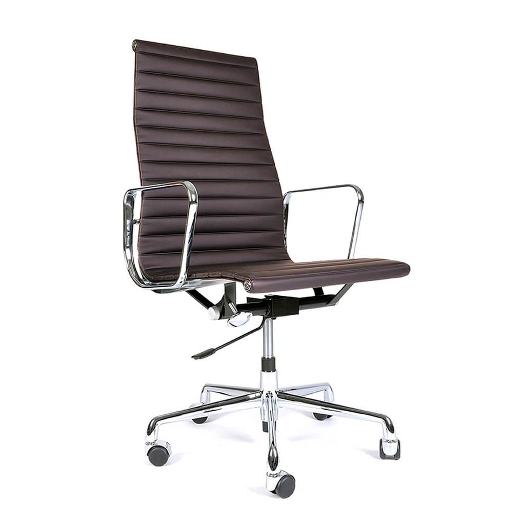 Poltrona Charles Eames Prezzo.Eames Management Chair High Back Thinpad Products In 2019
