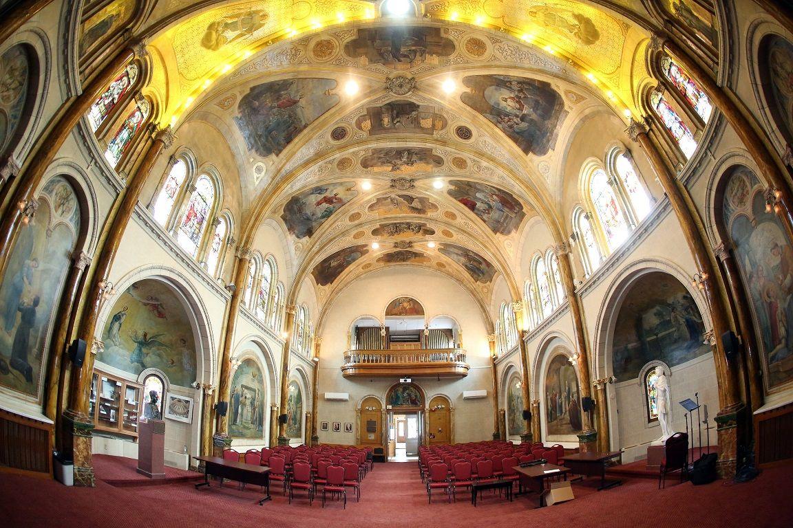 Chapelle du Collège Saint-Sacrement