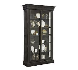 Garrett Glass Cabinet Glass Cabinets Display Curio