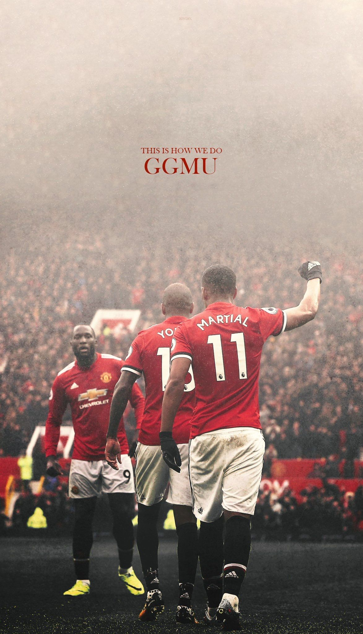 Mufc Iphone Wallpaper Manchester United Manchester United Football Club 맨체스터