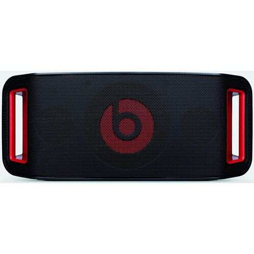 Beats by Dr. Dre Beatbox Portable Speaker, Assorted Colors (00848447001620) Beats by Dre Beatbox Portable Speaker: Studio sound at home or on the road Unleash the driving bass, lush midrange and soaring highs of a multi-speaker club system in one compact box Compact design with advanced components mean more accurate response rates and much clearer music Beats by Dre portable speakers include a remote Beats by Dre Beatbox Portable Speaker includes five iPod/iPhone adapter docks to hook up ...