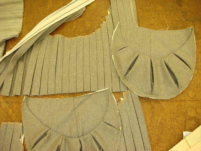 Fabric Manipulation B4 anything by sambaclass, via Flickr