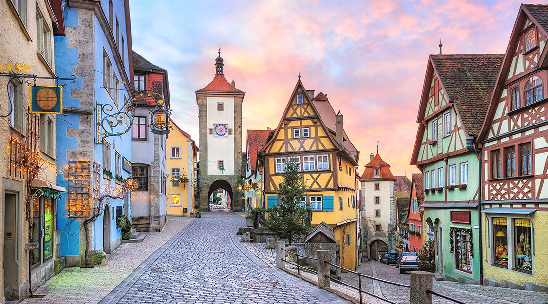 Hidden Gems Small German Cities for Study Abroad Study