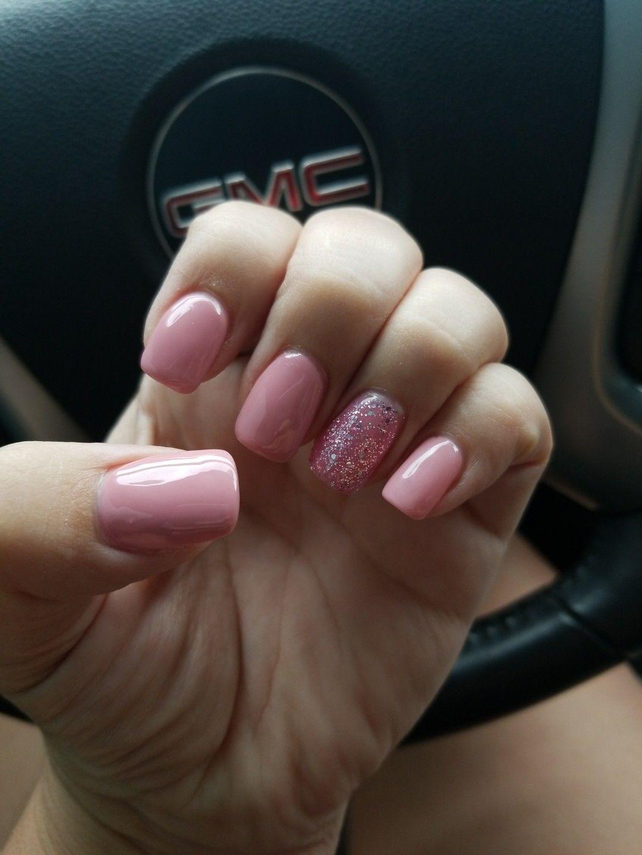Dnd Gel Polish 451 Rock N Rose Amp 461 Pretty In Pink Nail Polish Dnd Gel Polish Nails