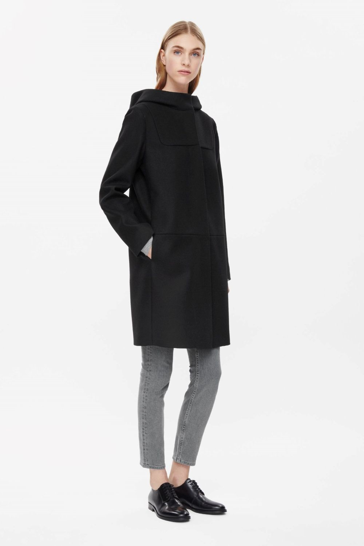 2041549d3f2c COS   Wool Duffle Coat   COS wishlist   Duffle coat, Coat и Jackets