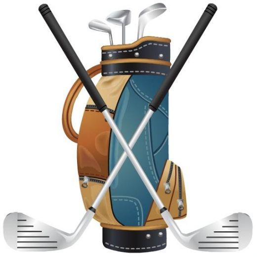 46+ Golf clubs clipart free information